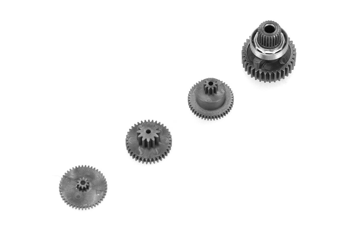 Produkt anzeigen - Převody pro servo HBS 690 BB-Hi Volt-Brushless