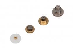 Náhled produktu - Převody pro servo HBS 770 BB, MG-Hi Volt-Brushless