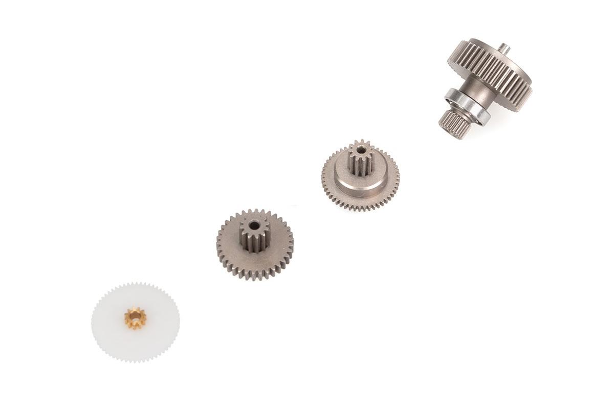 View Product - Převody pro servo HBS 860BB, MG-Hi Volt-Brushless