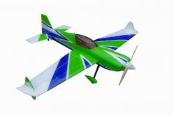 MXS V2 EXP 1.62m (zelená/bílá)