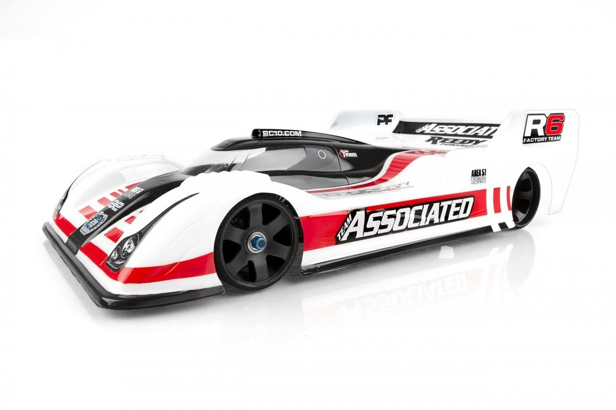 View Product - RC12R6 Factory Team stavebnice (2WD)