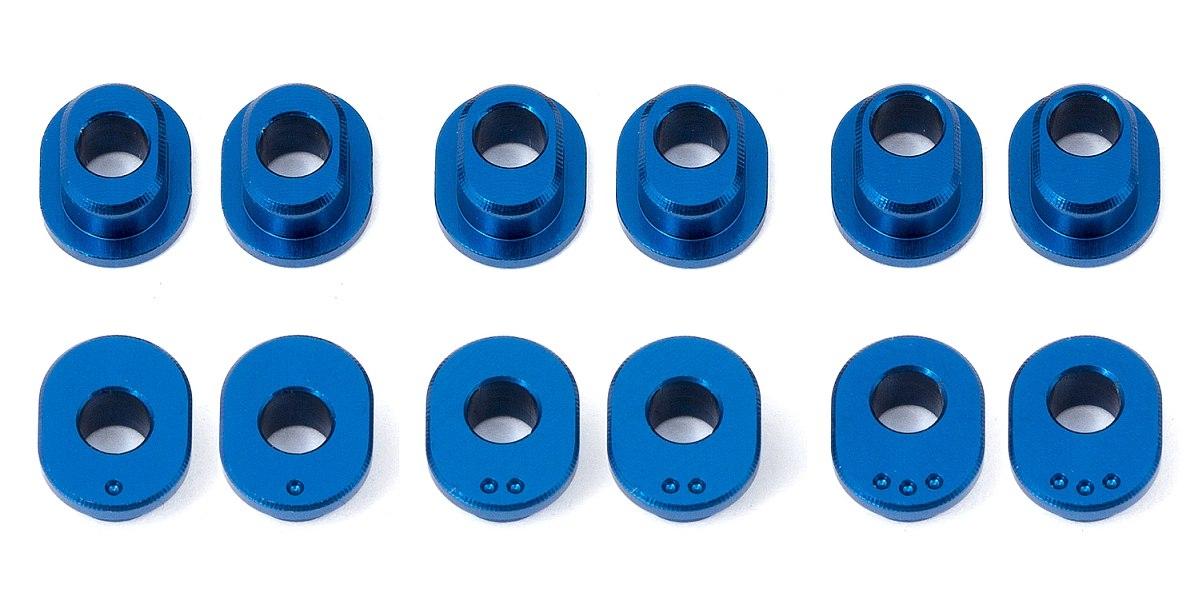 Náhled produktu - RC12R6: Factory Team hliníkové vložky