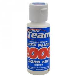 ASSO - silikonový olej do dif. 2000cSt (59ml)