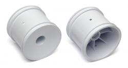 Náhled produktu - TRUCK disky bílé (HEX 12 mm) - 2 ks