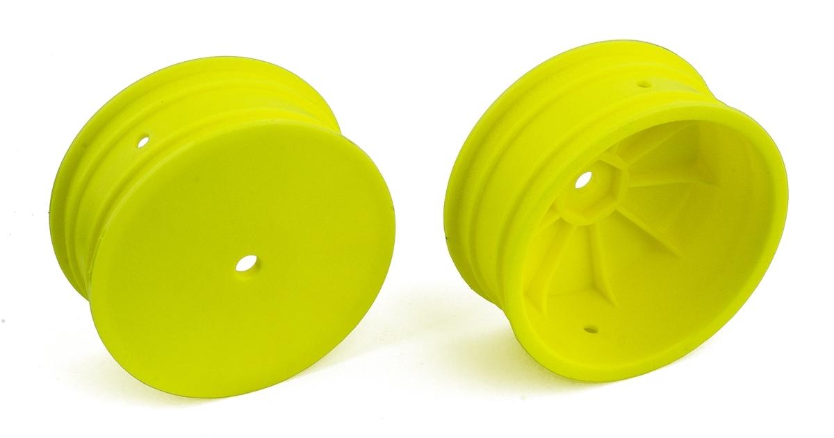 View Product - Přední disky 2.2 žluté pro 4WD (HEX 12 mm) - 2 ks