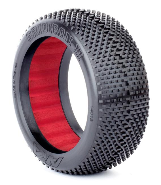 Gridiron II (Medium - Long Wear) včetně červené vložky