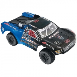 1:10 Fury Mega 2WD Short Course Truck RTR (modrá/čierna)