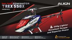 Trex 550X Super Combo