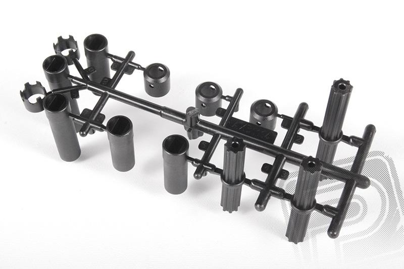 Náhled produktu - Teleskopické kardany WB8 Yeti