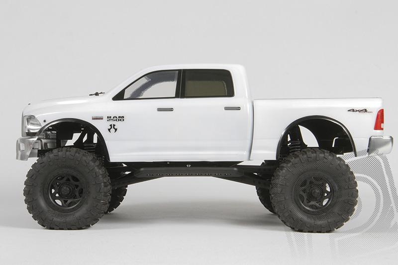 Náhled produktu - Karoserie .040″ čirá Ram 2500 Power Wagon 2015
