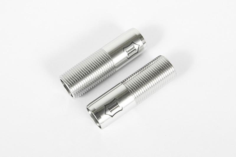 Náhled produktu - Icon hliníkové tělo tlumiče 12x41.5mm (2 ks.)