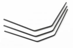 Přední stabilizatory (soft/Medium/Firm) Yeti XL