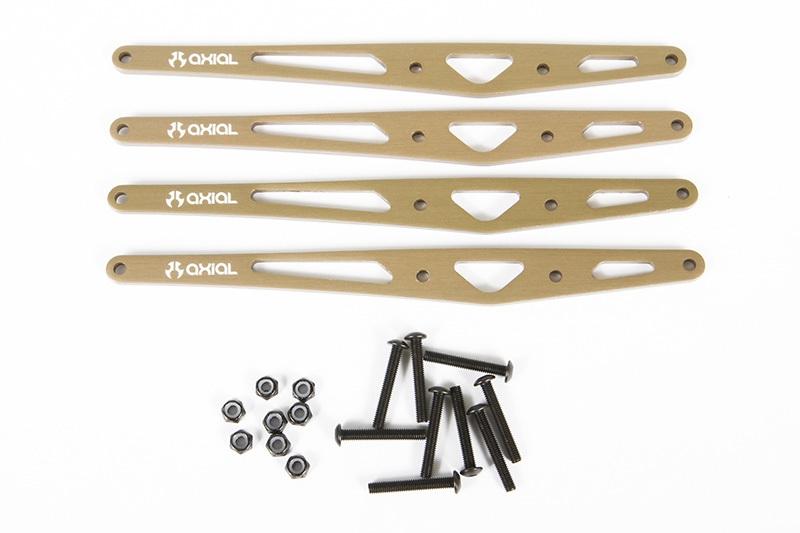 Náhled produktu - Hliníkové spodní vzpěry (4ks.) Yeti XL