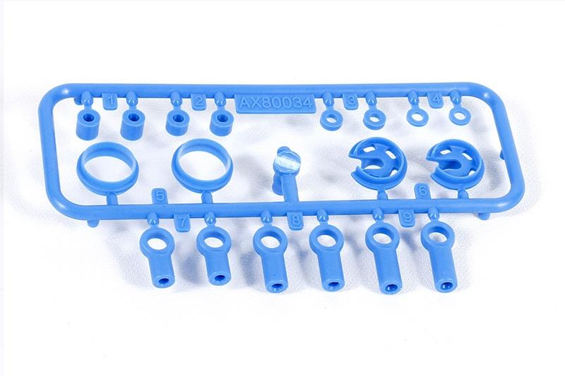 View Product - 10mm modré plastové díly tlumičů