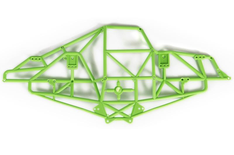 Náhled produktu - Pravý díl rámu Green Monster