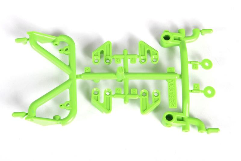 Náhled produktu - Přední/zadní díly rámu Green Monster