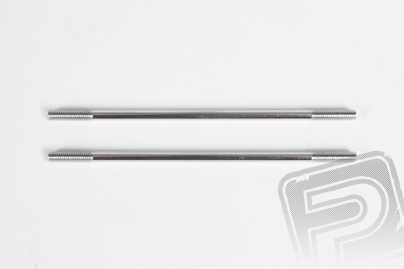 Náhled produktu - Kovová táhla M4x103mm (2ks.) SCX10 II
