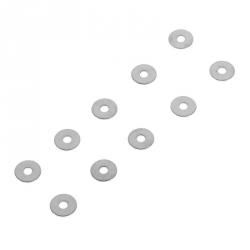 Podložky 2x7x0.5mm (10 ks.)