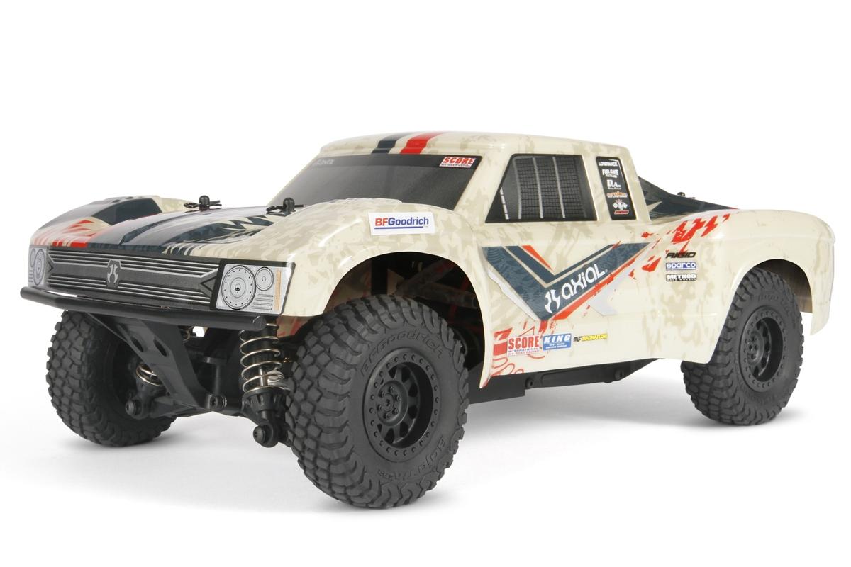 Náhled produktu - 1:18 Axial Yeti Jr. SCORE Trophy Truck 4WD RTR