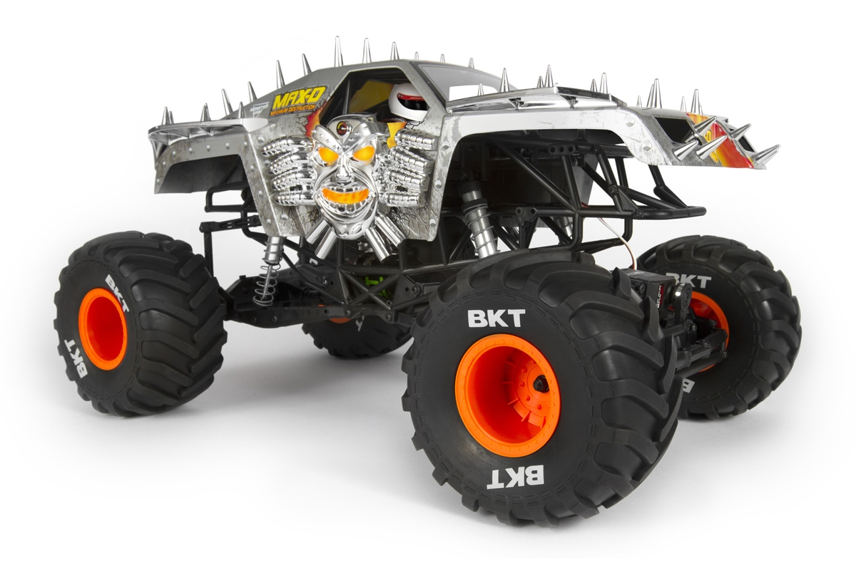 View Product - 1:10 Axial MAX-D Monster Truck RTR
