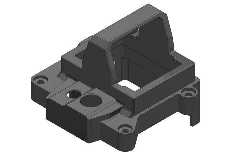 Držák regulace TOREX-60 - kompositový plast