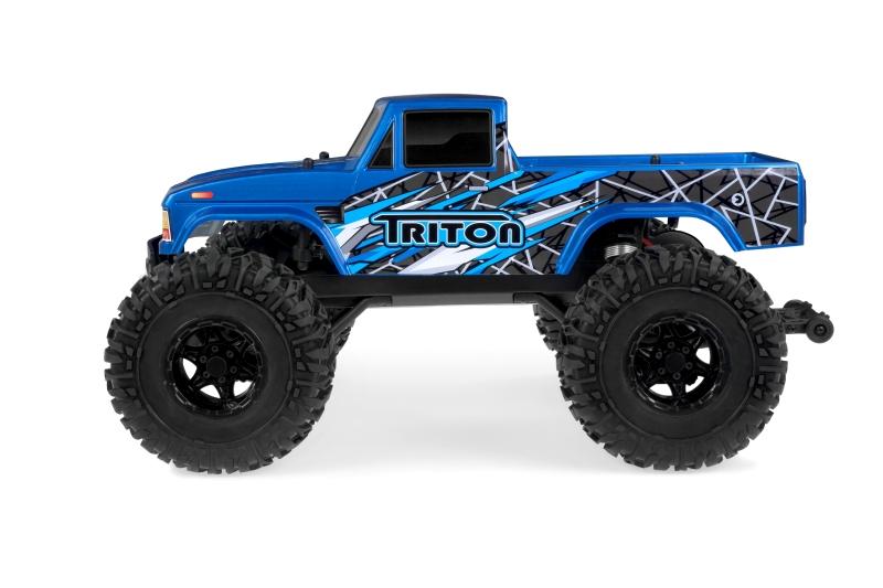 TRITON SP - 1/10 Monster Truck 2WD - RTR - stejnosměrný motor