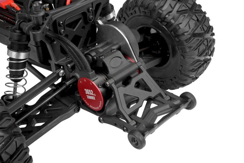 TRITON XP - 1/10 Monster Truck 2WD - RTR - střídavý motor