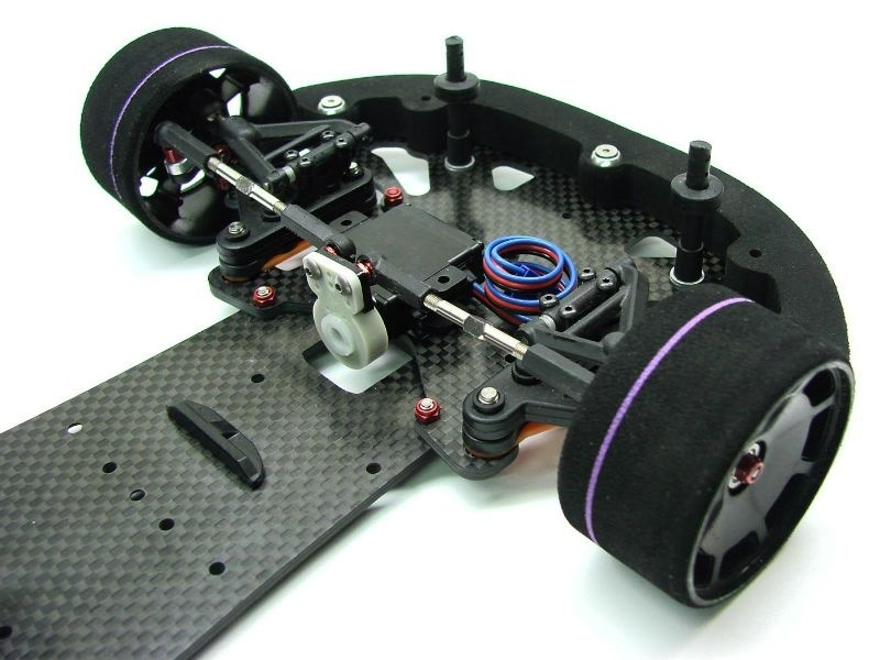 CRC GenX 10SE (200mm Version) 1:10 FB závodní Slider-Edition