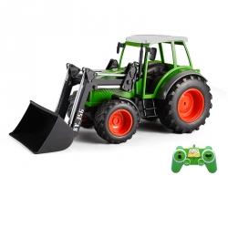 1:16 Traktor s lopatou RTR 2,4 GHz