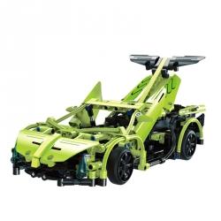 Stavebnice z kostek – Sports Car
