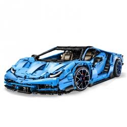 1:8 Stavebnice z kostek – Super Car
