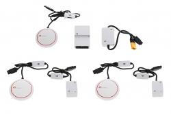 A3 PRO - kompletní profi řídící systém pro multikoptéry