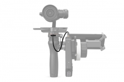 DJI FOCUS Pro/Raw adaptér (0.2m) pro Osmo