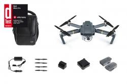 Náhled produktu - RC dron DJI - Mavic Pro Fly More Combo (dovoz a zálet zdarma *)