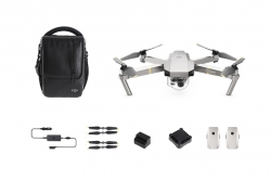 Kvadrokotéra DJI Mavic Pro Fly More Combo (Platinum Version)