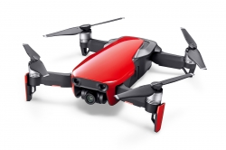 RC dron DJI Mavic Air (Flame Red)