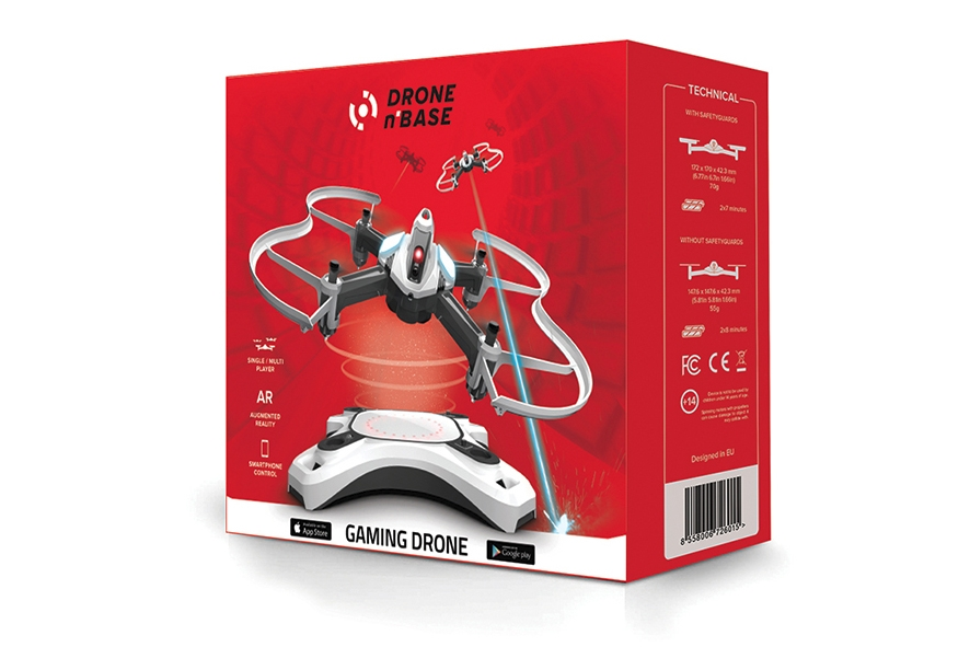 View Product - DRONE´N BASE 2.0 model