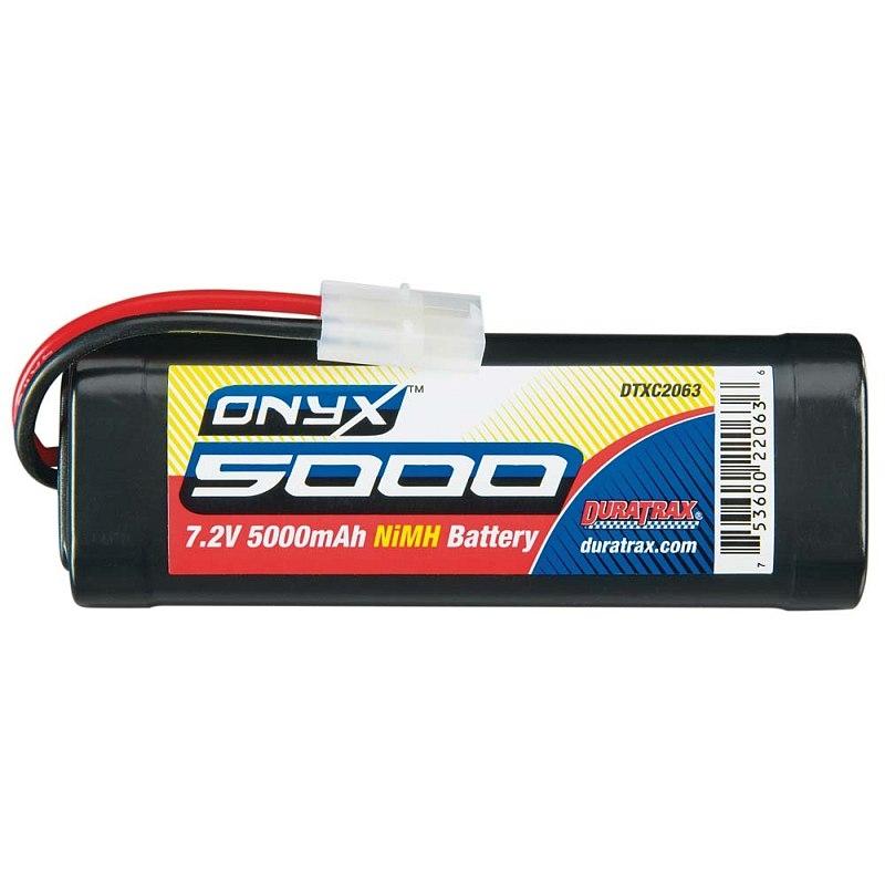 ONYX - NiMH 7,2V 5000mAh StickPack s TAM konektorem