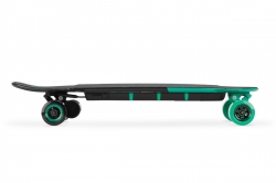 E-GO2: E-Longboard Deep Mint (zelený)