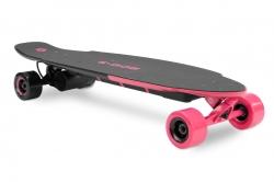 E-GO2: E-Longboard Hot Pink (růžový)