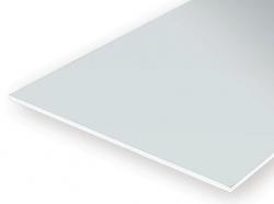 Bílá deska 0,75x200x530 mm (4 ks)