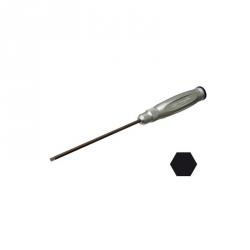 Imbusový kľúč metrický, Alu verzia 3,0x120 mm