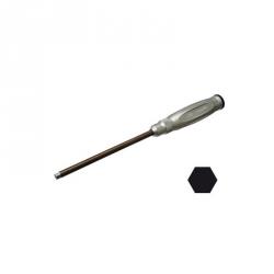 Imbusový kľúč metrický, Alu verzia 5,0x120 mm