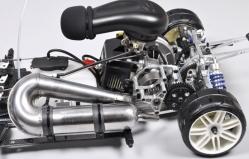 1:5 FG EVO 2020 (s motorem a čirou karoserii)