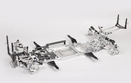 Náhled produktu - 1:5 FG EVO 2020 Light (šasi bez motoru a karoserie)