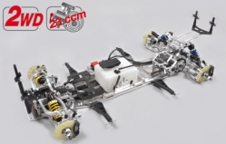 1:5 FG BASIS Evo 2020.1 (Chassis without Engine and Body)
