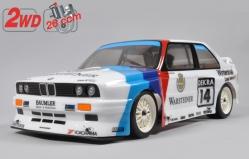 1:5 FG Challange 2WD (s lakovanou karosériou BMW M3 E30)