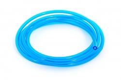Palivová hadička benzínová 6x3,5 mm (modrá)
