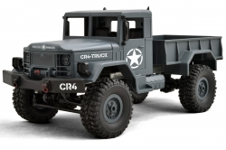 1:16 Funtek CR4 4WD RTR (modrošedý)