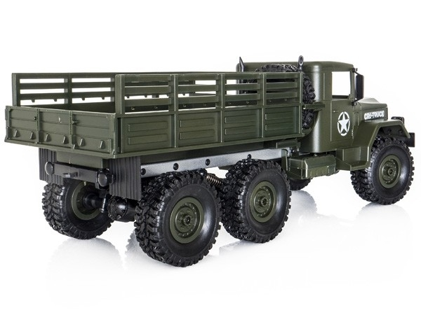 FUNTEK CR6 1/16 RTR 6x6 - zelená barva